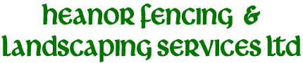 Heanor Fencing Ltd
